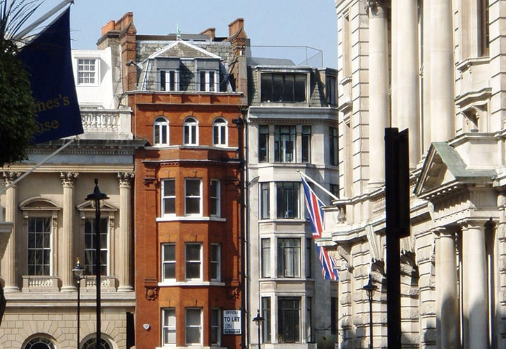 67-68 St. James's Street, London